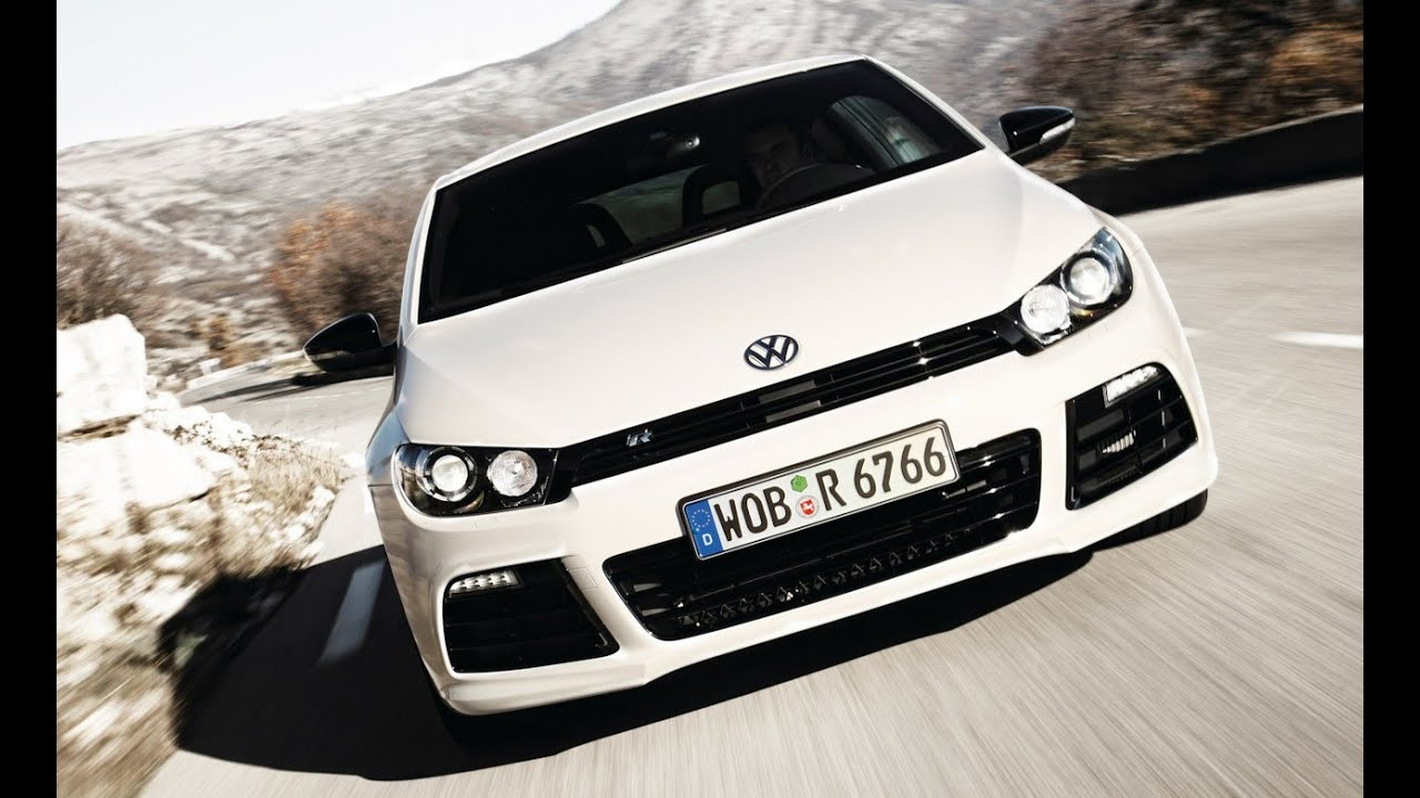 Gorgeous White VW Scirocco - GTI | TDI | R - YouTube