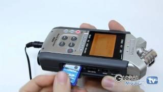 Русскоязычный видео обзор цифрового диктофона ZOOM H4N.mp4