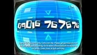 Cartoon Network UK - Continuity-und Anzeigen - Februar 2006 (9)