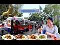 Travel to Otres Beach at Sihanoukville in Cambodia