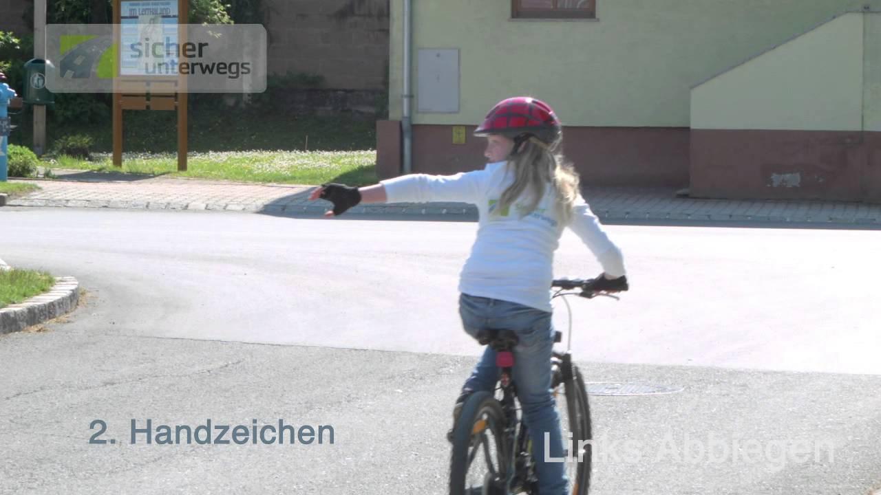 Fahrradworkshop Links Abbiegen Youtube