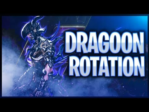 FFXIV Shadowbringers: Dragoon Openers and Rotation