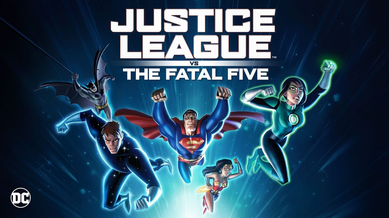 Review: JUSTICE LEAGUE VS. THE FATAL FIVE – Nostalgia Overload