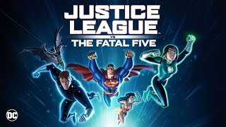 Justice League vs. The Fatal Five - Official Trailer