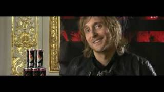 "Interview: David Guetta At The World Premiere Of ""Nothing But The Beat"" Movie"