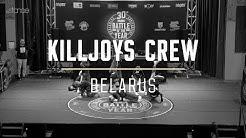 Killjoys Crew | Kids Crew | SNIPES Battle Of The Year 2019