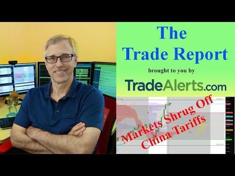 Markets Shrug Off China Tariffs (April 4, 2018)
