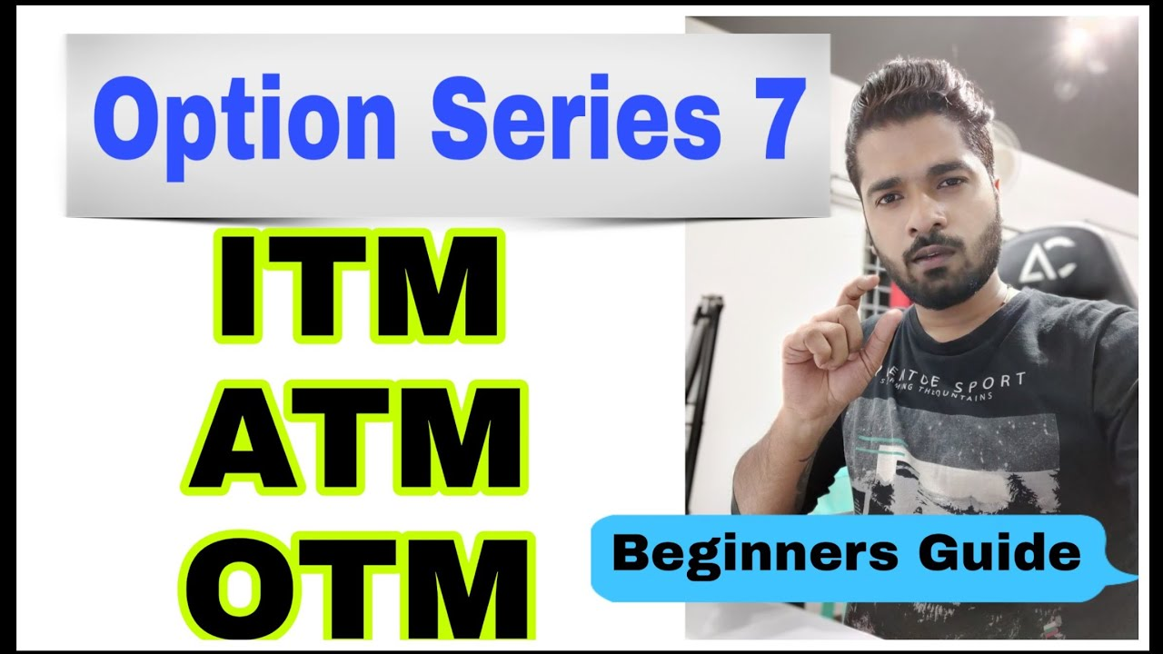 Options Series 7 - ITM , ATM and OTM ( Beginners Guide )