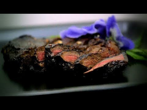 Chinese Beef Rib Eye Steak Recipe (Chinese Style Cooking Recipe)