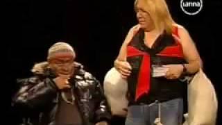 Jaime Baylys y la Foquita Farfan - El Especial del Humor [03/07/10] 2/2