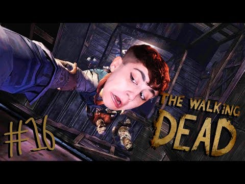 WHERE DID CLEMENTINE GO?! The Walking Dead Episode 4 (END)