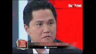 Download Video Satu Jam Lebih Dekat Bersama Erick Thohir MP3 3GP MP4