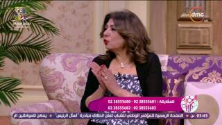 السفيرة عزيزة - الصحفية / نادية علام : يجب إختار شريك الحياة المناسب حتى لا تكون العلاقة بينهم ندية