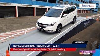 Membaca Spesifikasi Wuling Cortez CT, Lebih Nendang - JPNN.COM