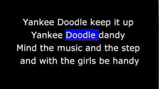 Songs - Yankee Doodle Dandy - American Traditional Songs