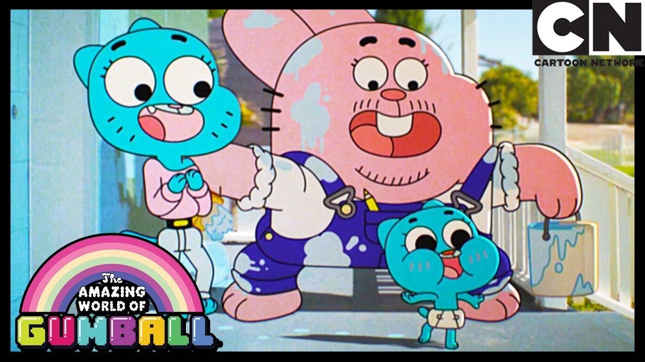 Gumball Türkçe | Seçimler | Çizgi film | Cartoon Network Türkiye
