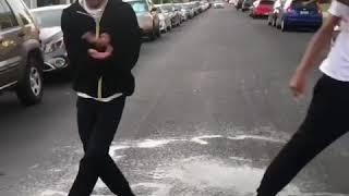 Adam Sevani dance KeKe challenge, champagne to the champagnepapi