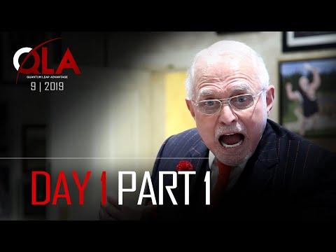 Day 1 Part 1   September 2019   Dan Peña QLA Castle Seminar