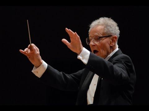 A. Bruckner: Symphony nº 4 - Skrowaczewski - Sinfónica de Galicia