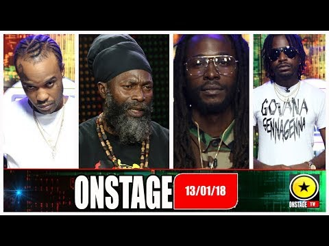 Tommy Lee, Capleton, Govana, Jesse Royal - ONSTAGE JAN 13 2018 FULL SHOW