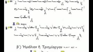 Иоанн Маргазиот. Урок 21. Упражнения 87-90 (Аргон, Диаргон)