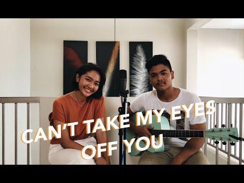 Can't Take My Eyes Off You (COVER) | RATU LUBIS x ADJI GILANG