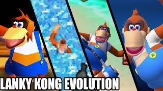 Evolution of Lanky Kong thumbnail