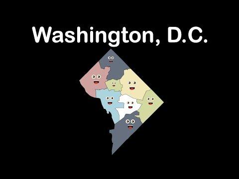 Washington, D.C. Geography/Washington, D.C./Washington, D.C. Capital Of The USA
