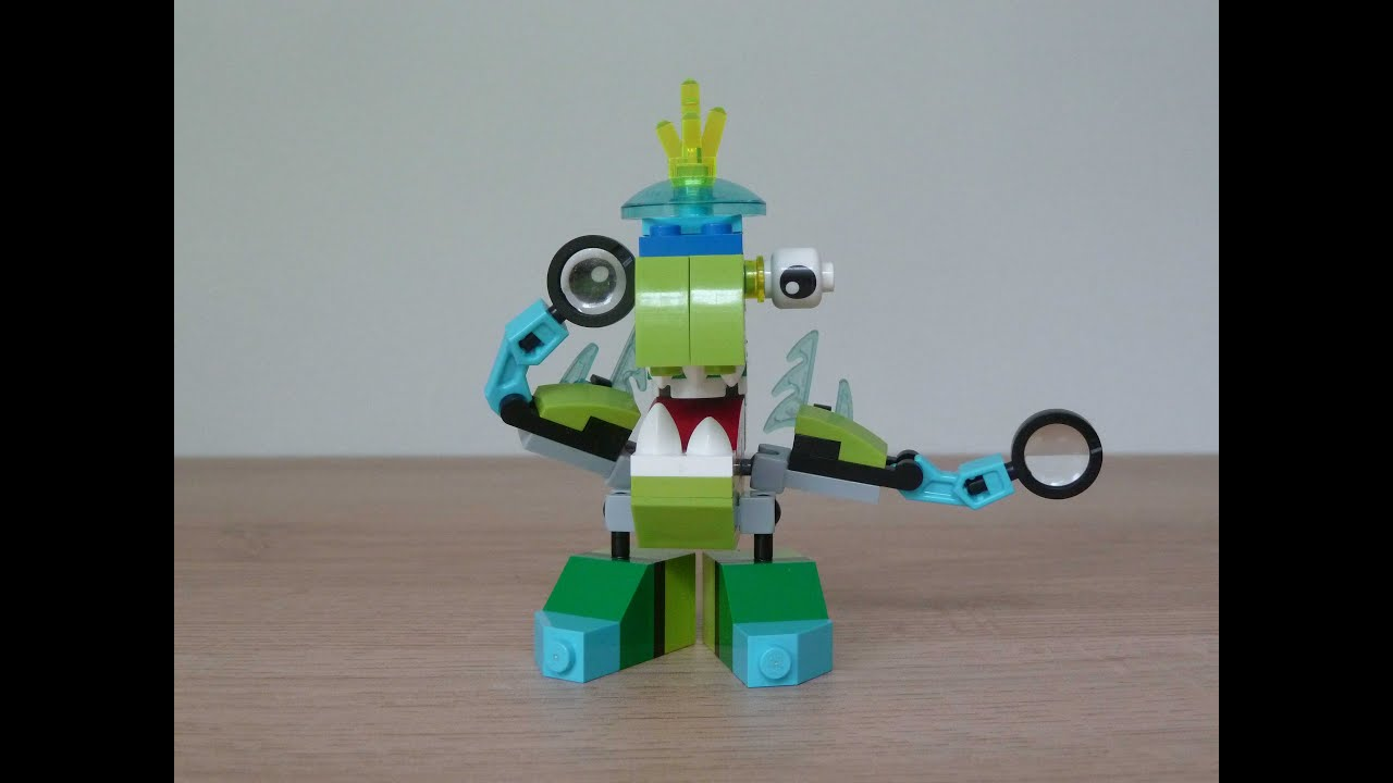 lego com mixels max instructions