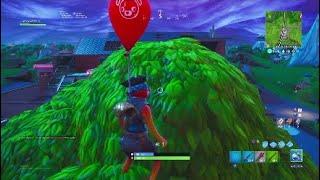 Fortnite season 8 stupid balloon glitch