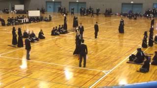 知成 志澤旗争奪 準決勝vs潮田中A