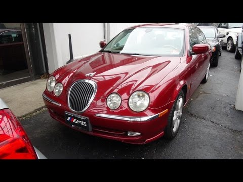 2000 jaguar s type 3 0 nj pre owned vehicles youtube. Black Bedroom Furniture Sets. Home Design Ideas