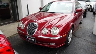 2000 Jaguar S Type 3.0 NJ Pre-Owned Vehicles