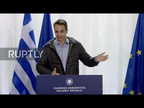Greece: EU pledges €700mln to help Athens face migrant influx