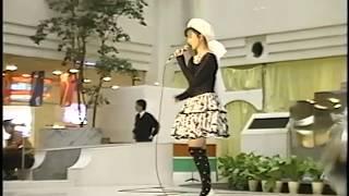 1986年3月24日 池袋サンシャインシティ・アルパ 噴水広場にて行われた「...