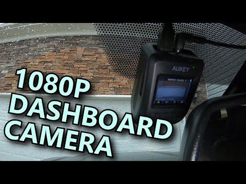 1080P Dash Camera Install (Aukey DR02)