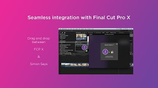 How to: Simon Says Extension for FCP X