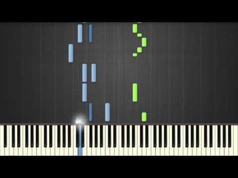 Lemon Tree - Fools Garden [EASY] - Piano tutorial (Synthesia)
