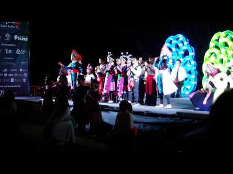 HAPA performance 2 at Milwaukee Chinese Lanterns 2016