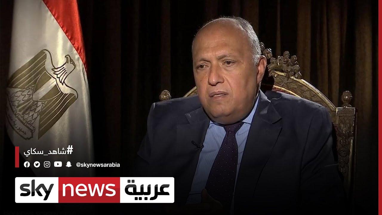 جولة للخارجية المصرية في عدة دول إفريقية بشأن أزمة السد  - نشر قبل 50 دقيقة