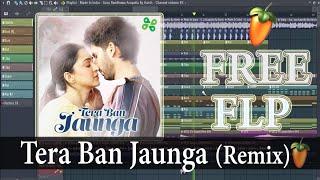 free-flp-tera-ban-jaunga-remix-kabir-singh-edm-love-mix-dj-harsh-free-flp-2020