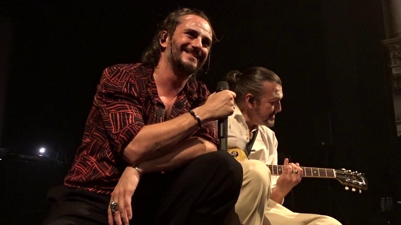 MASTODONTE - ASIER ETXEANDIA con ENRICO BARBARO - Verano + Fuerte & Lento - Live @ TEATRO ARRIAGA