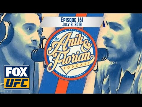 UFC 226: Miocic Vs. Cormier Preview, Prelims, TUF Finale | EPISODE 161 | ANIK AND FLORIAN PODCAST