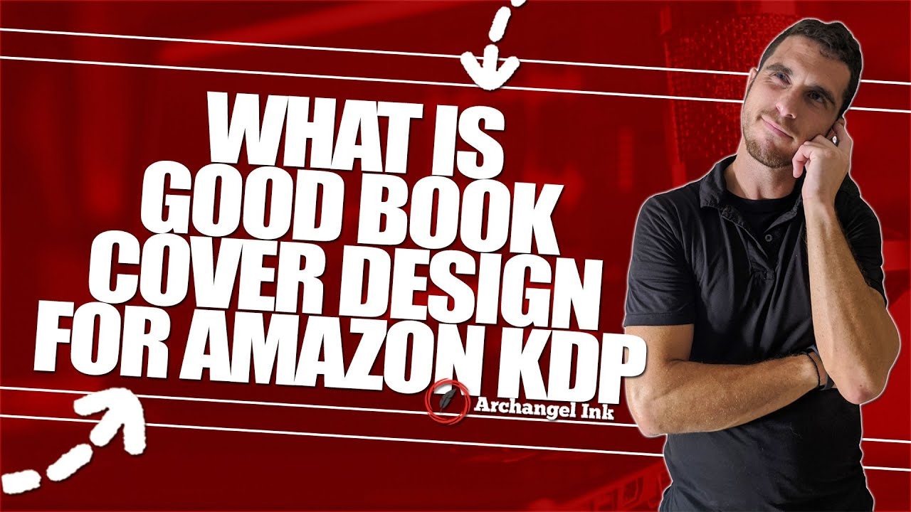 Kdp Book Cover Design : What is good book cover design for amazon kdp youtube