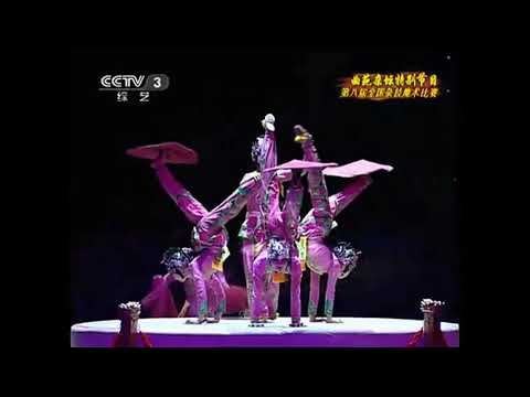 National Acrobats of People's Republic of China 2017