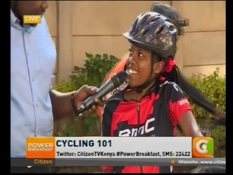 Power Breakfast : Cycling 101