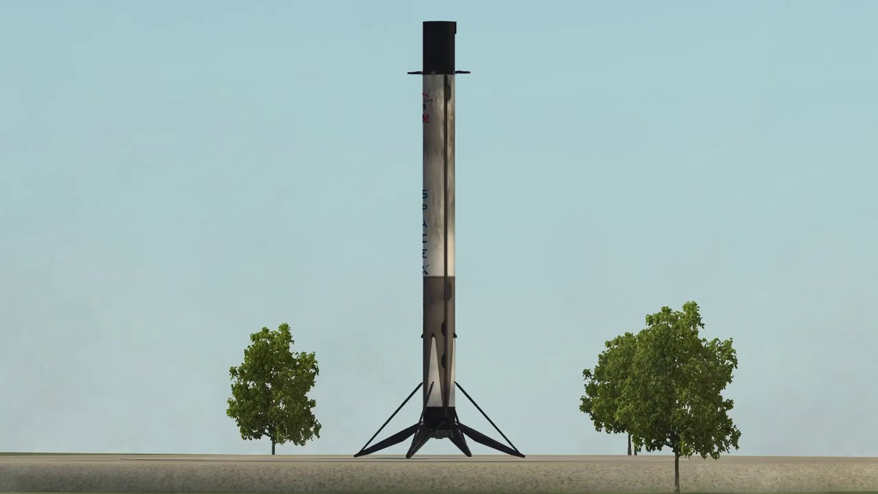 SpaceX - KSP 2020 Webcast Intro