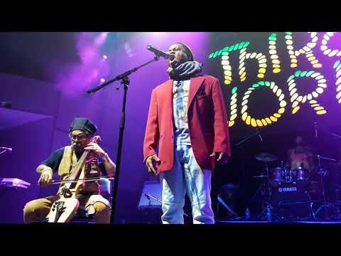 AJ Brown of Third World sings opera
