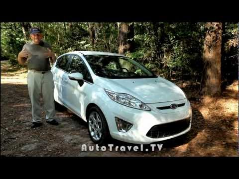 2011 Ford Fiesta SES Review by Lynn David Cole