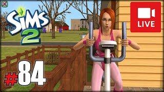 """[Archiwum] Live - Przygody Rudej Gejszy (The Sims 2) z Howardem (46) - [1/2] - """"Pływając w podłodze"""""""